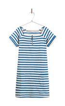 STRIPED DRESS WITH ZIP - Dresses - Girl - Kids - ZARA United States