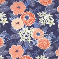 Sunnyside fabric by Kate Spain.