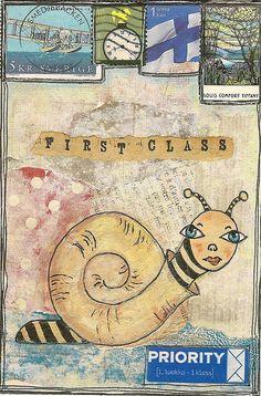 snail mail pc by nayski (Renee Stien), via Flickr