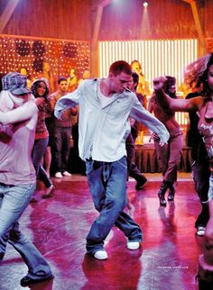 Channing Tatum - Step Up 2: The Streets / Movies