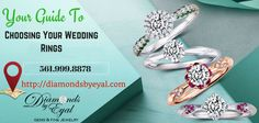 Beautiful Designed Engagement Rings in Boca Raton