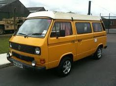 VW T4 80s Stylee CampervanVw