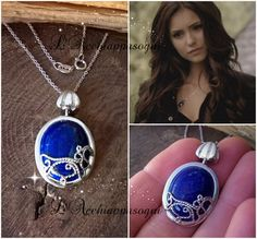 The Vampire Diaries INSPIRED Jewelry  Katherine by LAcchiappasogni
