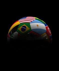 Información sobre los equipos participantes en la Copa Mundial de fútbol | eHow en Español