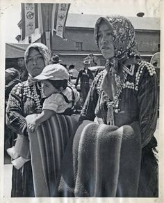 Navajo woman - 1931