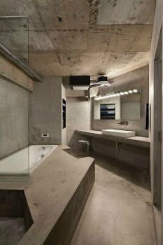 Renovation of a 40-Year-Old Reinforced Concrete Apartment 8