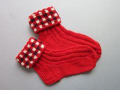 Hand Knit Wool Stock