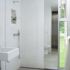 Wet room design tips and advice from what bathroom tiles to use to how much a wet room installation would cost. We've got everything you need to know for designing a new wetroom. Shower room ideas and wet room planning tips from Housetohome