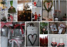 my christmas 2013 Ladder Decor, Christmas, Home Decor, Houses, Xmas, Decoration Home, Room Decor, Weihnachten, Navidad