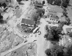 Massies Mill Hurricane Camille August 19th 1969