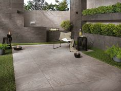 BRAVE | Stone Look - Living Outdoor - YouTube