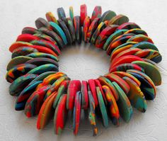Bracelet by MargitB., via Flickr