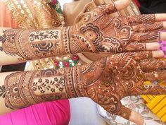 Portfolio of Gitanjali Mehendi Artist