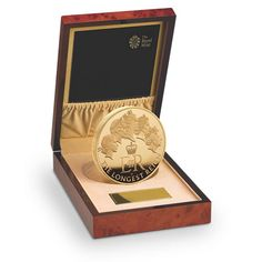The Longest Reigning Monarch 2015 UK Gold Proof Kilo Coin | The Royal Mint