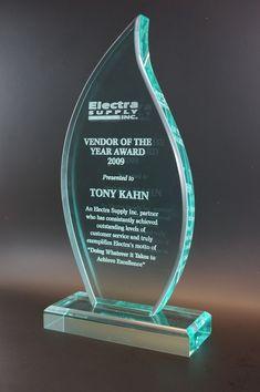 Awards, Glass, Acrylic - Engraving Extremes