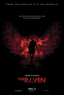 The Raven, amazing mystery film inspired by the the works of Edgar Allan Poe. John Cusack plays Poe very well. The movie is just as dark and tormenting as the writer's actual life.