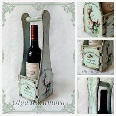 5 DIY Hacks - Reclaiming Pallets and Barn Wood Decoupage Box, Decoupage Vintage, Wood Boxes, Woodworking Tips, Wine Rack, Projects To Try, Valentines, Crafty, Inspiration