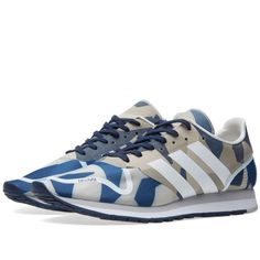 Adidas CNTR TechFit (Collegiate Navy & White)
