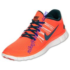 Buy The Cheap Nike Free 5.0 Mens Total Crimson White Midnight Turquoise 579959 831