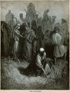Dore Bible The Gleaners - Gustave Doré - Wikimedia Commons