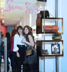 Sienna Ray Pop Up Event