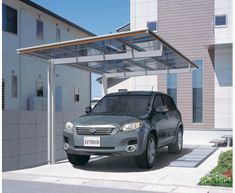 Carport Roof Canopy Kit MLC Freestanding Car Port