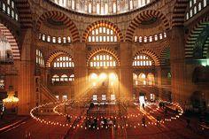 mezquita de Selim, Edirne, Turquia