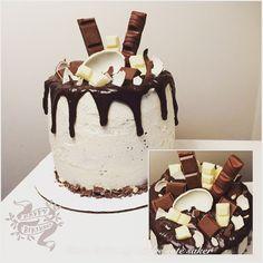 Bursdagskake. Birthday cake. Tones kaker og andre søte saker
