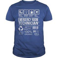 (Tshirt Deal Today) Awesome Tee For Emergency Room Technician [Tshirt Sunfrog] Hoodies, Funny Tee Shirts