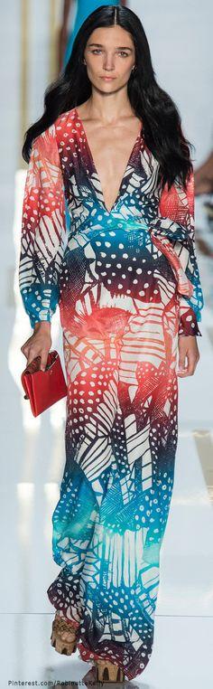 Diane von Furstenberg | S/S 2014