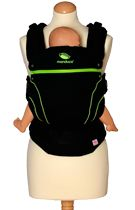 Manduca Blackline 3 in 1 carrier - grows with your child. Get you hands on one of these award-winning carriers at The Baby & Toddler Show, 11-13 October at Glow, Bluewater. Just visit Cheeky Rascals on stand E40.