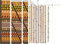 Жгуты из бисера схемы's photos – 24 albums   VK