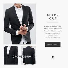 . #manzone.id  New style, dengan produk custom lansiran terbaru dari Crowsdenim, untuk menunjang penampilan Anda semakin fresh dan stylish di akhir pekan.  Pesan produk custom ini sekarang juga, hanya di Crowdenim!  Hubungin cs cantik kami :  SMS/WA : 085701111308 BBM : D25C521D Line@ : @jaspria GRATIS ONGKIR  https://shopee.co.id/manzone.id  #blazerkerja #blazercasual #blazerpria #blazercowok #blazer #jas #jaspengantin #jasformal #jascasual #blazerwisuda #coat #coatcowok #coatcewek #distro…