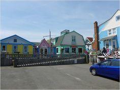 Nautical Mile located in Freeport Long Island New York.