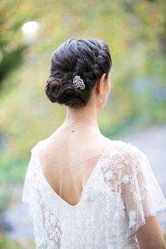Fall Wedding at the