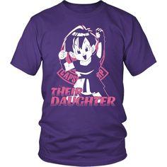 Super Saiyan Pan Daughter Men Short Sleeve T Shirt - TL00506SS