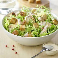 Tipiak : Salade césar aux croûtons chèvre