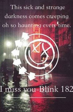 Blink-182 -I Miss You