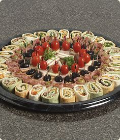 rolled meat appetizers - Google Search