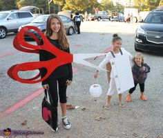 Paper, Rock, Scissors - 2012 Halloween Costume Contest
