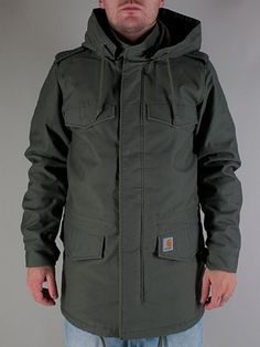 CARHARTT  I013607 HICKMAN COAT  Giacca - leaf  € 228,00  MORE INFOS: http://www.moveshop.it/ecommerce/index.php/it/articolo/29241/6108/I013607%20HICKMAN%20COAT