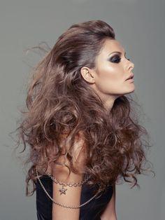 ELEGANT EDGE :: Edgy Wedding Hair.