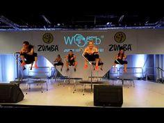 FIBO WORLD JUMPING - YouTube