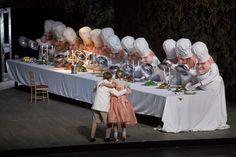 great costumes for Hansel and Gretel
