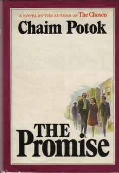 I've only read this about a dozen times.  Potok has written many novels, but these 4 are my favorites.