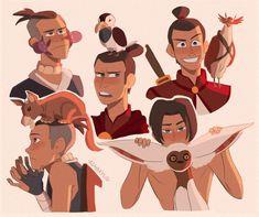 The Last Avatar, Avatar The Last Airbender Art, Pokemon, Avatar Series, Team Avatar, Fire Nation, Zuko, Legend Of Korra, Iroh