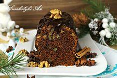 Smakołyki Asi: Piernik marchewkowy z orzechami Cake, Sweet, Drink, Food, Kuchen, Candy, Beverage, Essen, Meals