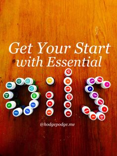 Wondering how to get started with Young Living Essential Oils?