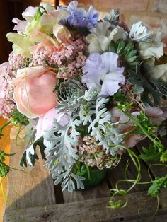 July flowers by Catkin
