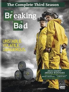 Breaking Bad: The Complete Third Season - http://www.highdefinitiondvdstore.com/dvd-free-shipping-on-high-definition-dvds-and-movies/hot-price-closeout-dvd-and-blu-ray-dvds-warehouse-deep-discount-hurry-free-shipping/breaking-bad-the-complete-third-season/